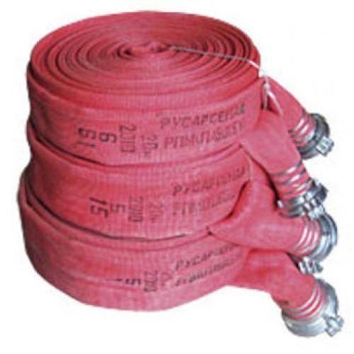 Рукав пожарный 150мм Латексированный с головками ГРВ-150 -