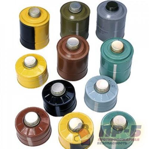 Коробки к промышленным противогазам - Промышленные противогазы