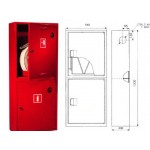 Шкаф пожарный ШПК-320-НЗК - Для пожарных кранов