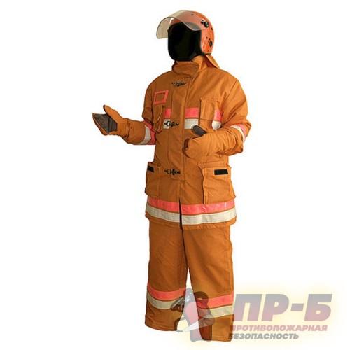 БОП-1-го уровня защиты командного состава - БОП-1 - боевая одежда пожарного 1 уровня защиты