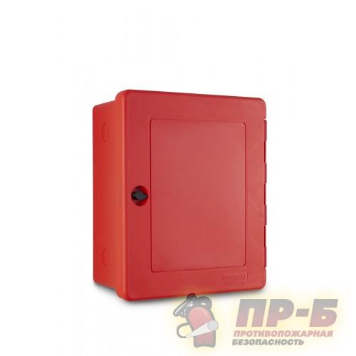 Ящик мультифункциональный пластиковый, красный 645х745х296