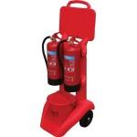 Передвижной пожарный пост ППП-2 - Мобильные установки пожаротушения