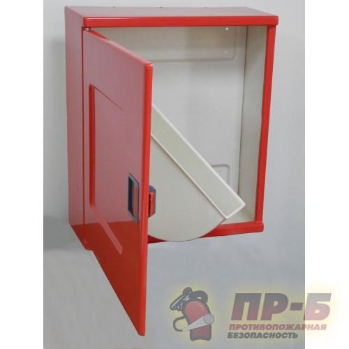 Шкаф ШП-К-310 для хранения пожарного крана изготовлен из армированного пластика