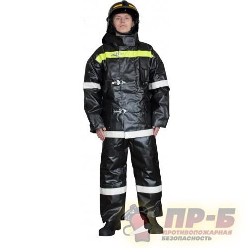 БОП-3 -го уровня защиты рядового состава (иск.кожа) - БОП-3 - боевая одежда пожарного 3 уровня защиты