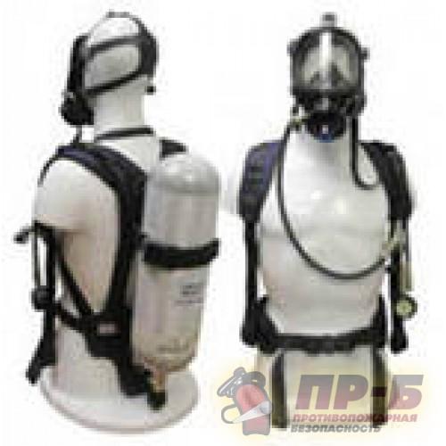Аппарат дыхательный на сжатом воздухе АП Омега 1-L-69-10-ПМД3 - Дыхательные аппараты для пожарных