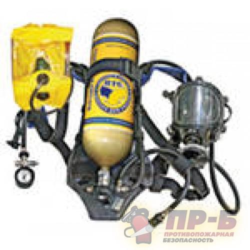Аппарат дыхательный на сжатом воздухе ПТС Профи-М маска ПТС Обзор-S- Дыхательные аппараты для пожарных