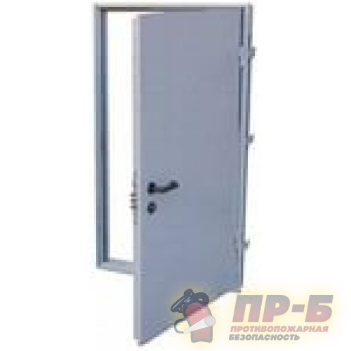 Дверь ДПМ-01/60 (EI 60), правая 800х2100 - Двери противопожарные