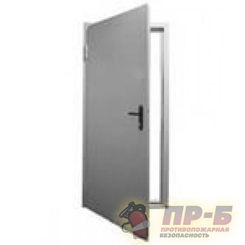 Дверь ДПМ-01/60 (EI 60) левая 1100х2100 - Двери противопожарные