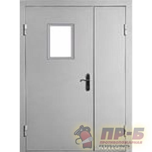 Дверь ДПМО-02/60 (EI 60) 1300х2100 - Двери противопожарные