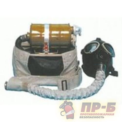 Изолирующий противогаз ИП-4МК с РП-7Б - Изолирующие противогазы
