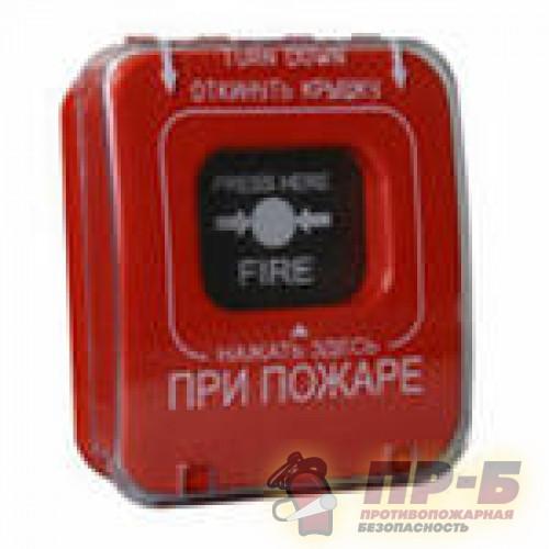Извещатель пожарный ручной ИПР-К (СК) - Извещатели пожарные