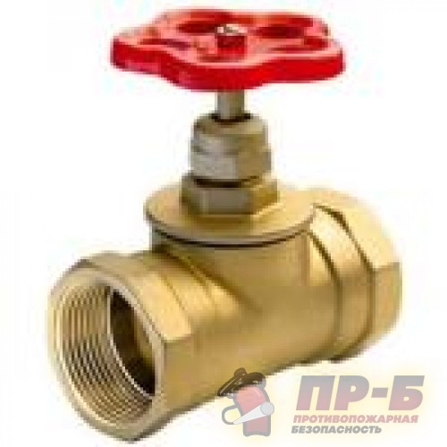 Клапан пожарный 15Б3Р муфта-муфта -