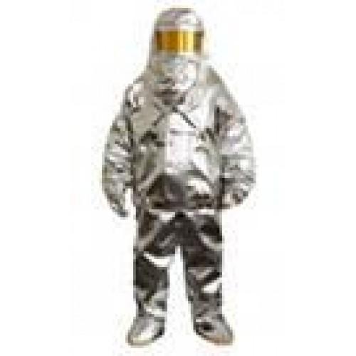 Комплект теплозащитный Т0К-800 - Алюминизированная одежда Ток