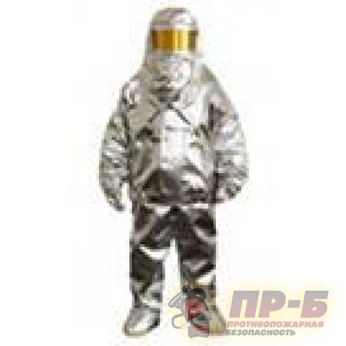 Костюм теплоотражающий ТОК-200 - Снаряжение пожарных