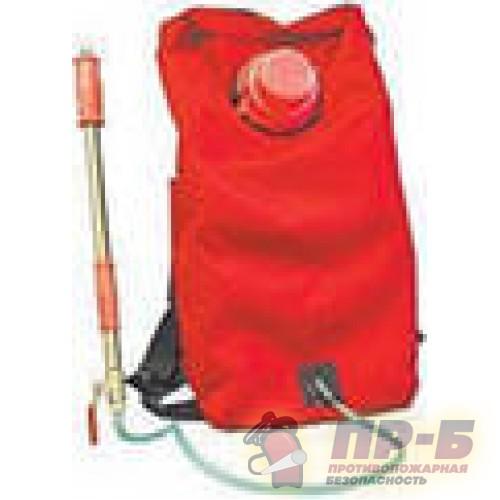 Огнетушитель ранцевый ОР-1  18 л. (пластик. пульт) - Ранцевые огнетушители