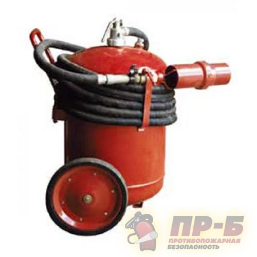 """Огнетушитель воздушно-пенный ОВП-100 (заряженный, морозостойкий) - Огнетушители воздушно-пенные """"ОВП"""""""