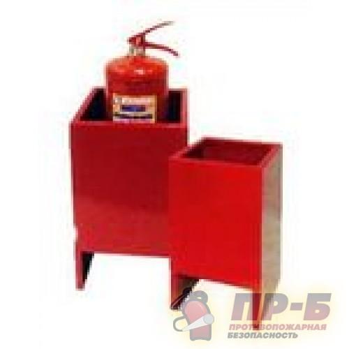 Подставка под огнетушитель МИНИ - Комплектующие к огнетушителям
