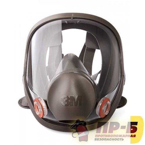 Полнолицевая маска 3М 6000 - Маски и полумаски