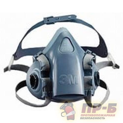 Полнолицевая маска 3М FF-400 - Маски и полумаски