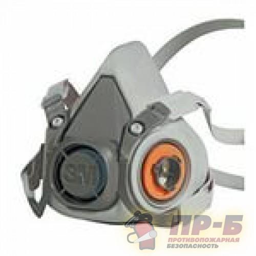 Полумаска 3М 6100 - Маски и полумаски