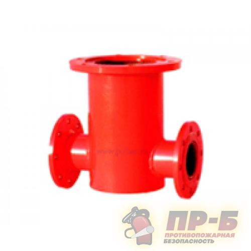 Пожарная подставка фланцевая (ППФ) - Фланцы под гидрант