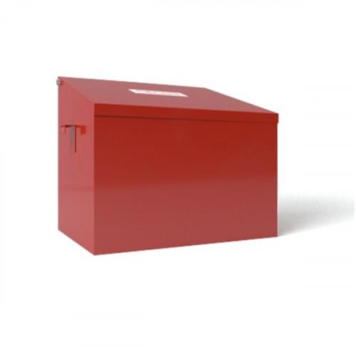 Пожарный ящик для песка объёмом 0.5 м3 -