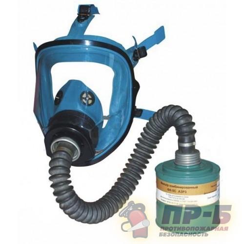 Противогаз промышленный ППФ-5С - Промышленные противогазы