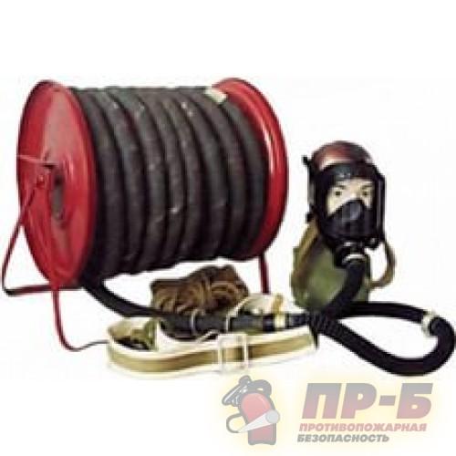 Противогаз шланговый ПШ-1Б  с маской ППМ - Промышленные противогазы