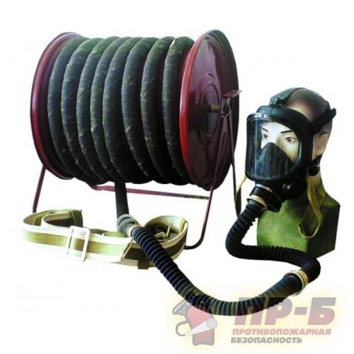 Противогаз шланговый ПШ-2Б - Шланговые противогазы