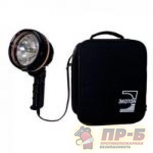 Прожектор ручной ПР-12 - Фонари пожарные ФОС и осветительное оборудование спасателей