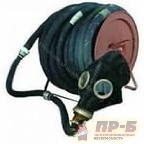 ПШ-2-20 - армир. шланг, воздуходувка, маска - Шланговые противогазы