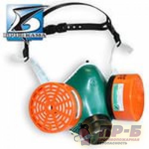 Респиратор газопылезащитный Бриз-3201 - Газопылезащитные респираторы