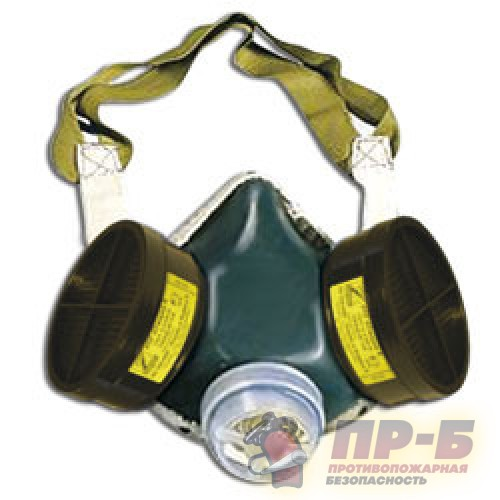 Респиратор газозащитный РПГ-67 (Бриз 2201) - Респираторы газозащитные