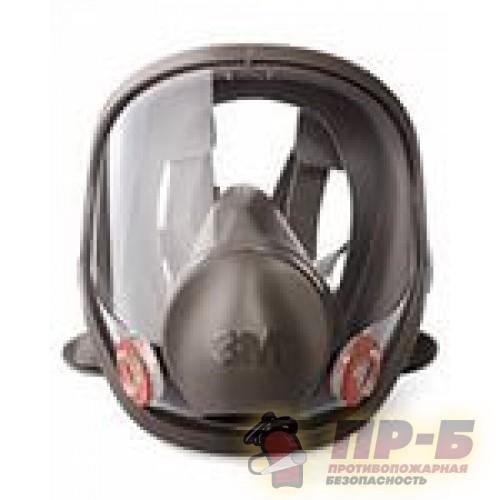 Респиратор маска полнолицевая 3М серия 6000 - Респираторы 3М