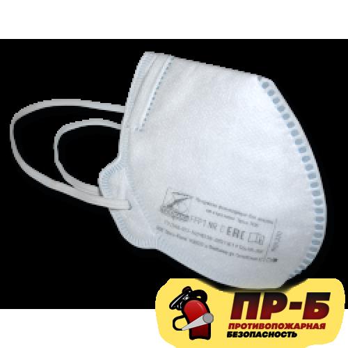 Респиратор противоаэрозольный Бриз-1106 - Респираторы противоаэрозольные