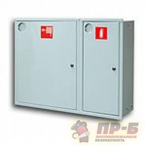 Шкаф пожарный ШПК-315-ВЗБ - Для пожарных кранов
