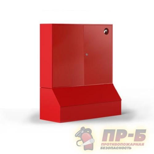 Стенд без окна с ящиком для песка - Стенды пожарные