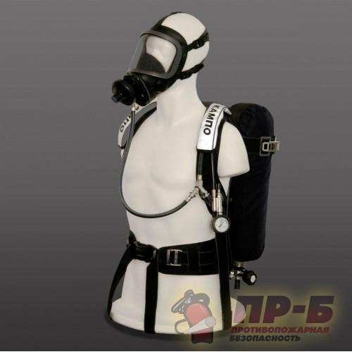 Аппарат на сжатом воздухе АП-98-7К - Дыхательные аппараты для пожарных