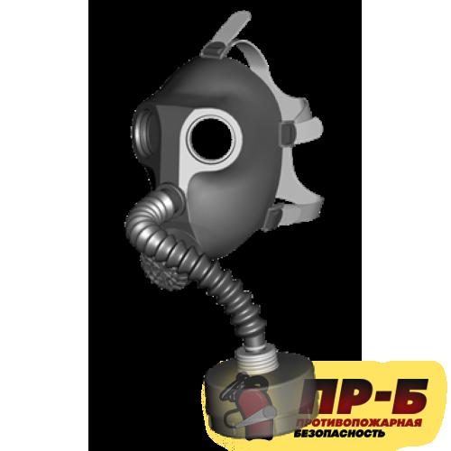 Противогаз детский фильтрующий (дошкольный) ПДФ-2ДУ- Гражданские противогазы