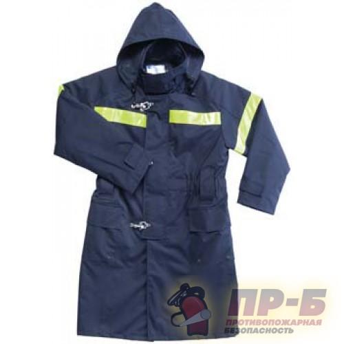 Защитный плащ пожарного спасателя - Защитная одежда пожарных