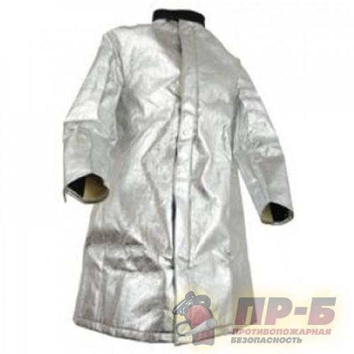 Алюминизированный плащ защитный - Защитная одежда пожарных