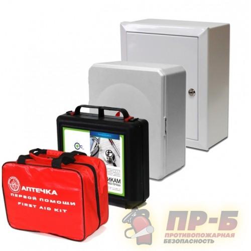 Аптечка для оказания первой помощи работникам (приказ № 169н) (пластиковый чемодан) - Аптечки для работников