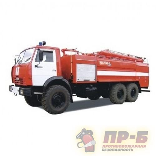 Автоцистерна пожарная АЦ 11,0-60 (КамАЗ-65115) - Пожарная техника