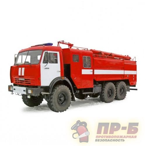 Автоцистерна пожарная АЦ 9,0-40 (КамАЗ-65115) - Пожарная техника
