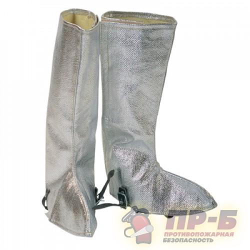 Бахилы алюминизированные - Обувь