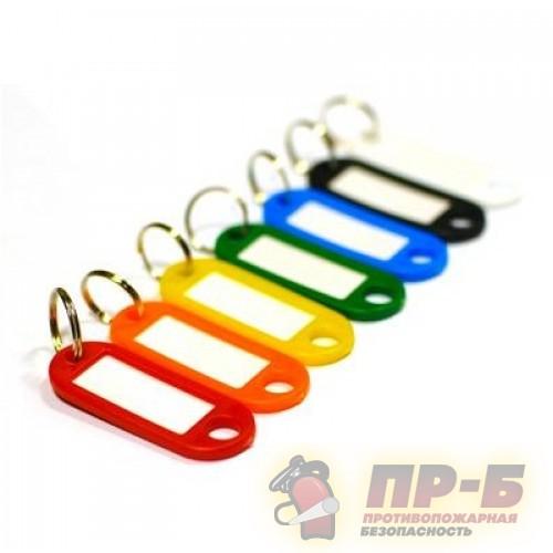 Бирки для ключей (20 шт. в комплекте) - Ключница
