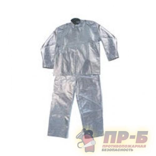 Брюки алюминизированные - Одежда