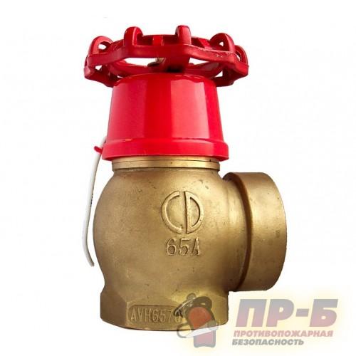 Датчик положения для вентиля пожарного крана модели AVH Ду50– ДППК - Датчик положения пожарного клапана