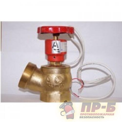 Датчик положения пожарного крана ДППК 23  - Датчик положения пожарного клапана