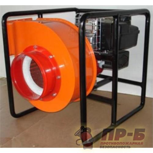 Дымосос ДПМ-7 (2ЦП) для боевых пожарных расчетов с двигателем внутреннего сгорания - Дымососы